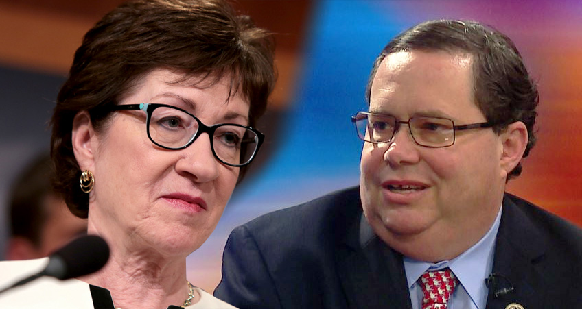 Republican Senator Blasts Male Colleague: 'He's So Unattractive, It's Unbelievable'