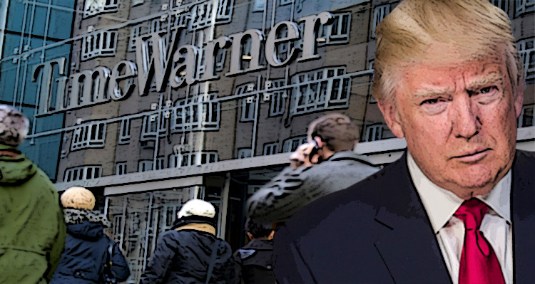 Angry Trump White House Threatens To Block ATT and Time Warner Merger To Punish CNN