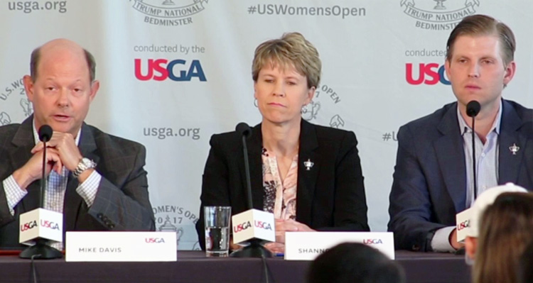 Trump Said To Have Threatened To Sue The Women's U.S. Open