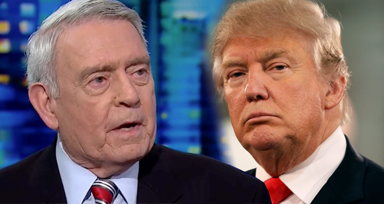 Dan Rather: Trump Is The President Of His Bigoted Base, Not The President Of The United States