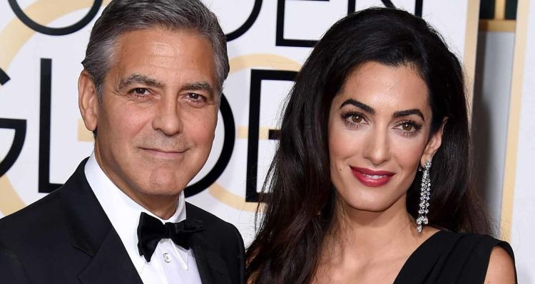 George Clooney Joins The Fight Against Racism And Hate Groups In A Big Way