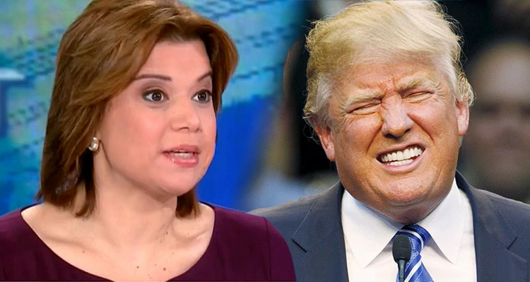 'Shameful Nincompoop' Trump Is 'Unfit to Be Human' – Ana Navarro (VIDEO)