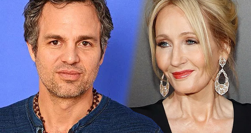 J.K. Rowling And Mark Ruffalo's Deliver Knockout Blows To Team Trump