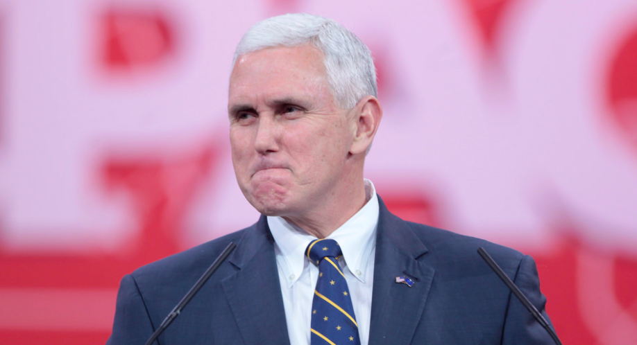 President-In-Waiting Mike Pence Vehemently Denies Shadow Campaign to Run In 2020
