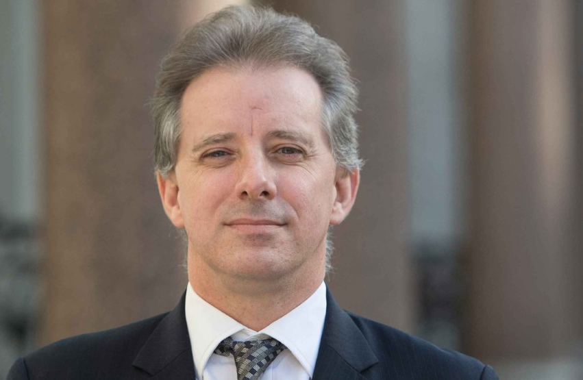 Former British Spy Christopher Steele Shared His Sources With FBI Agents