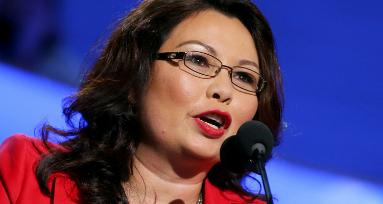 Tammy Duckworth Drops A Truth Bomb On Trump