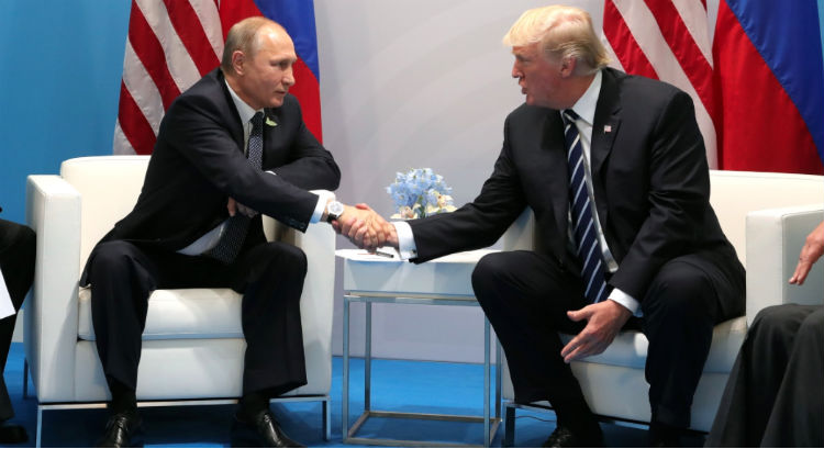 Putin's Vision For America Is Coming True With Trump's Help