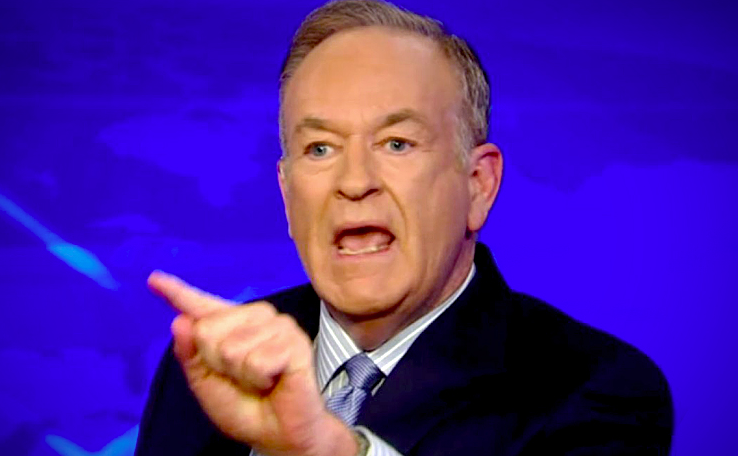 Bill O'Reilly: Sexual Harassment Allegations Were A 'Political & Financial Hit Job'
