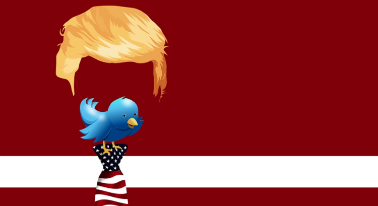 You Will Not Believe Who Trump Follows On Twitter