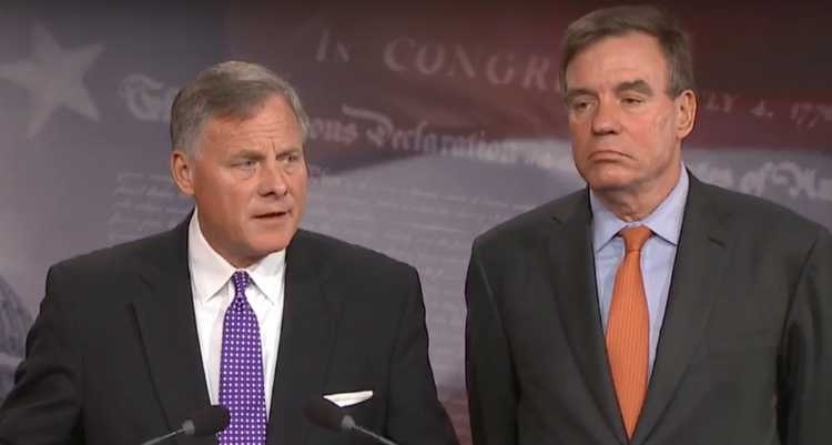 Did The Chairs Of The Senate Intelligence Committee Just Call Trump A Liar? (Video)