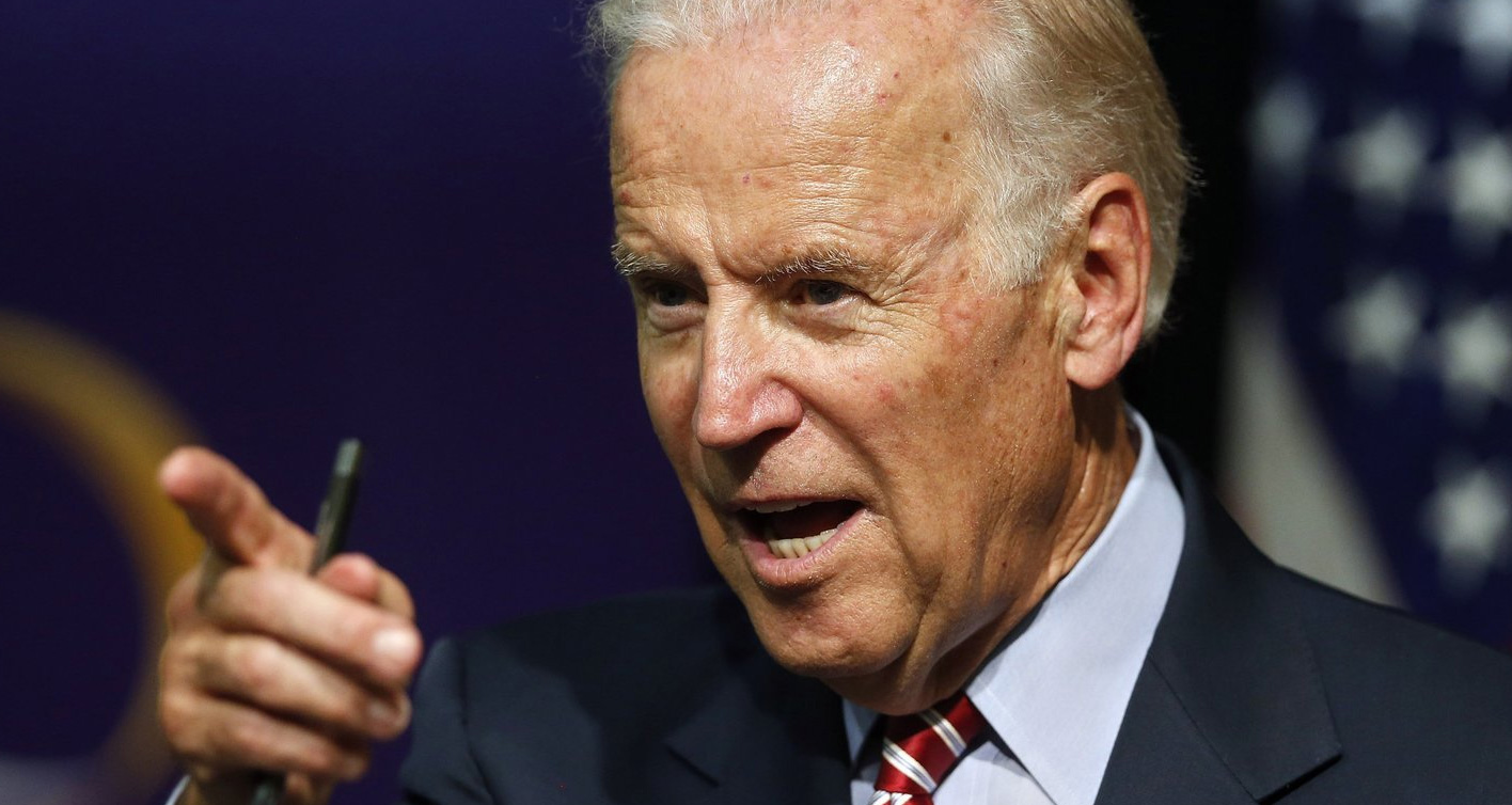 Watch Joe Biden Call Trump A 'Charlatan' Who Is 'Ideologically Incoherent, Inconsistent And Erratic'