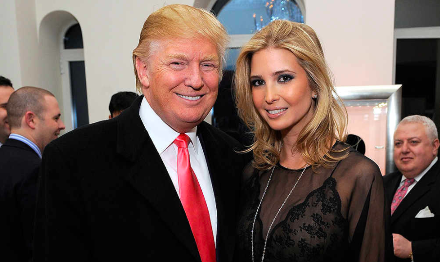 Ivanka's Anti-Roy Moore Stance Helped Push TrumpToActively Campaign For Him