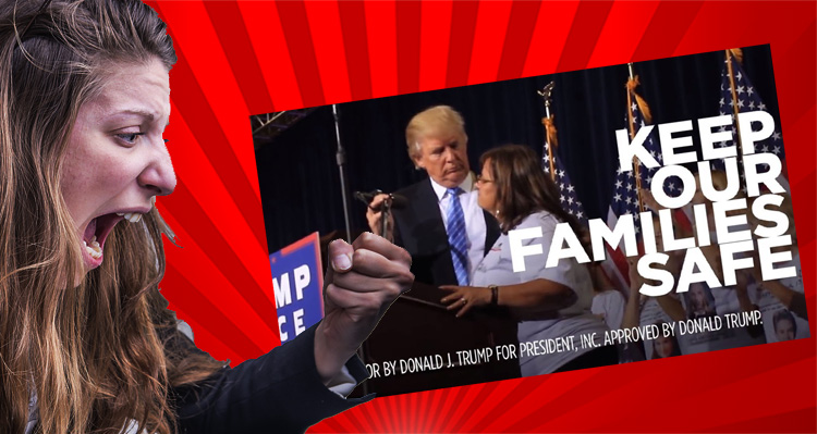 Trump Campaign Ad Accuses Democrats Of Murder