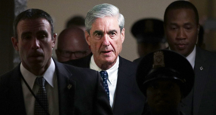 Panic Sets In As Mueller's Investigation Starts Closing In On Trump