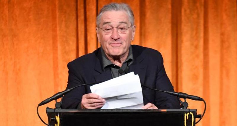 Watch Robert De Niro Unleash On Trump In Profanity-Filled Rant