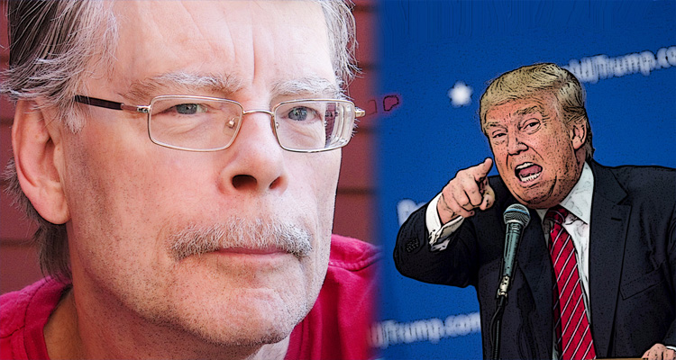Stephen King Decimates Trump With One Spectacular Tweet
