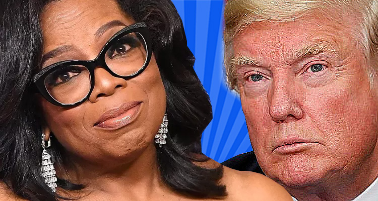 Trump Rage-Tweets, Challenges 'Insecure And Biased' Oprah To Run Against Him For President