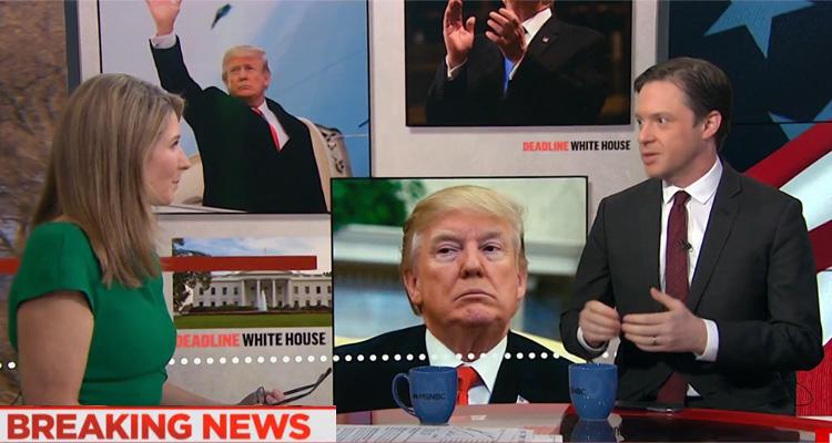 Finally, Trump Is Afraid Of Mueller – Video