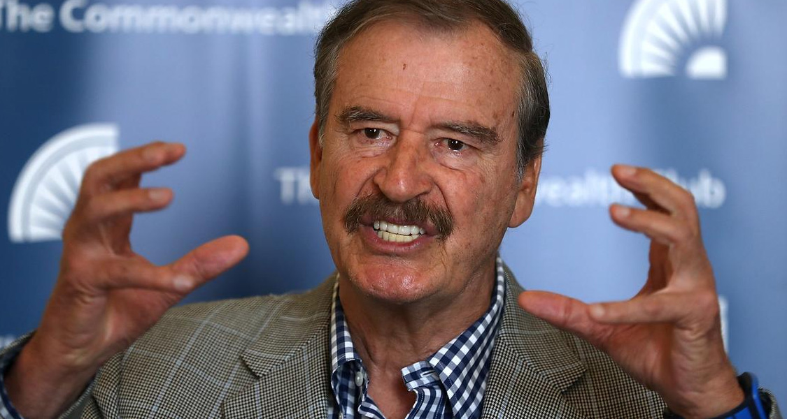 Epic Trump Takedown By The Former President Of Mexico