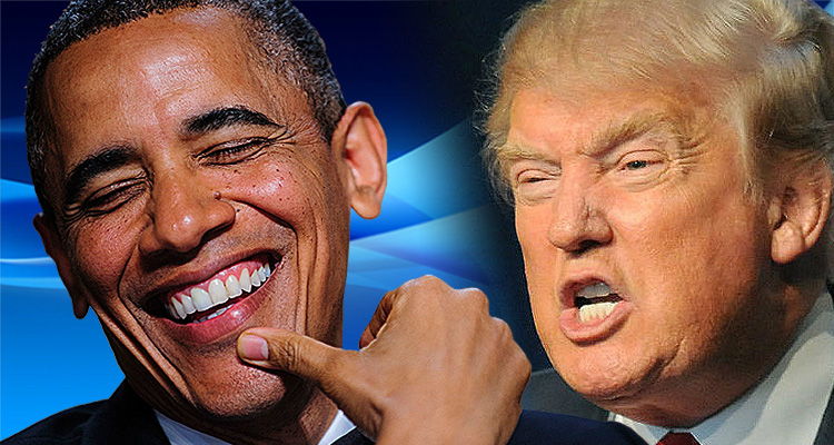 Trump Hands Obama A Huge Victory On A Silver Platter