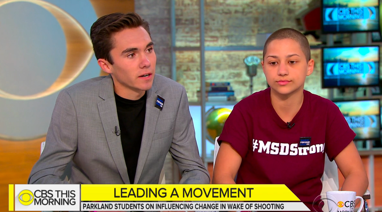 Parkland Students: The NRA Is 'Basically Threatening Us'
