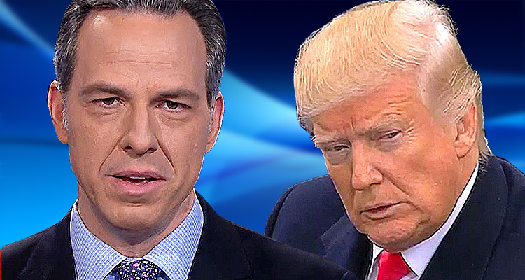 Jake Tapper Thoroughly Humiliates Trump Using His Own Tweets