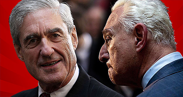 Roger Stone Flips Out As Robert Mueller Closes In On Him
