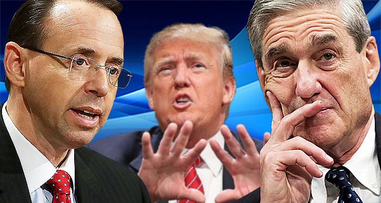 Firing Mueller Or Rosenstein Won't Save Trump