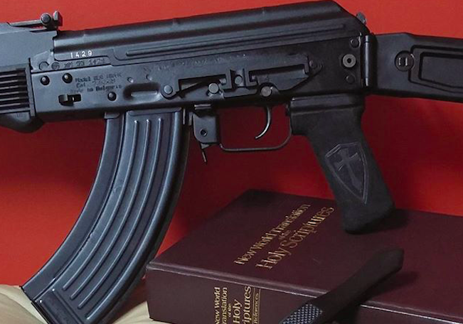 Evangelical Pastor Says Bible Requires Everyone To Own Assault Rifles