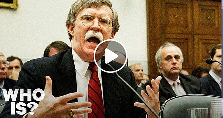 Anger Issues, Verbal Abuse, Hating The UN, Helping Bush Invade Iraq – Here's John Bolton, The Man In Charge Of Our National Security
