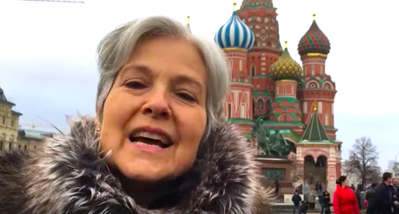 Jill Stein Refuses To Release Campaign Documents To Senate Intelligence For Russia Probe
