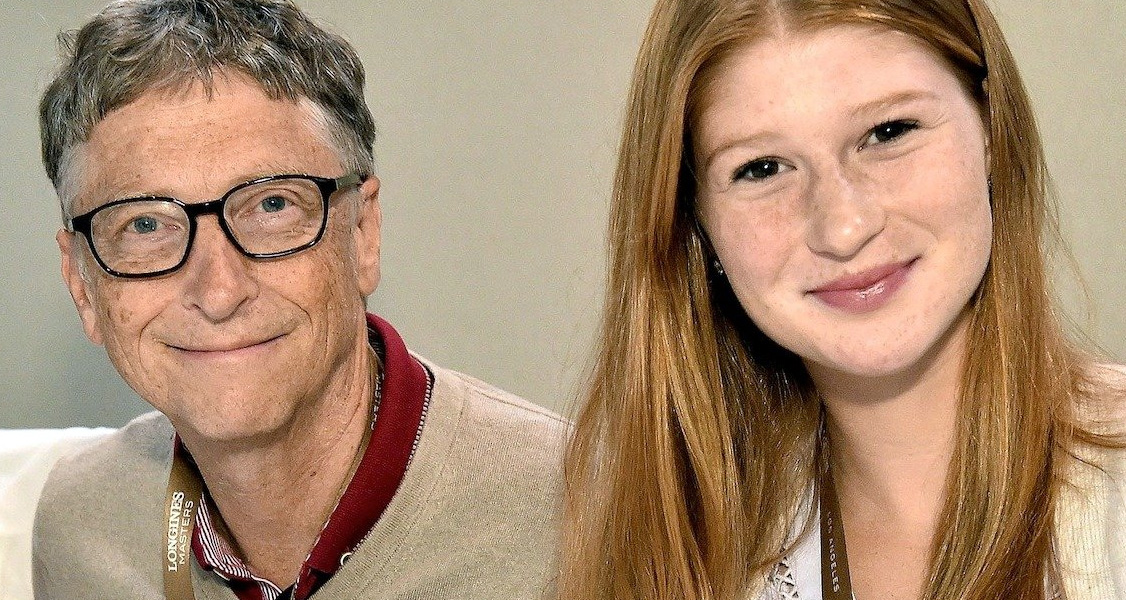 Bill Gates Says Trump Knew A 'Scary' Amount 'About My Daughter's Appearance' – Video