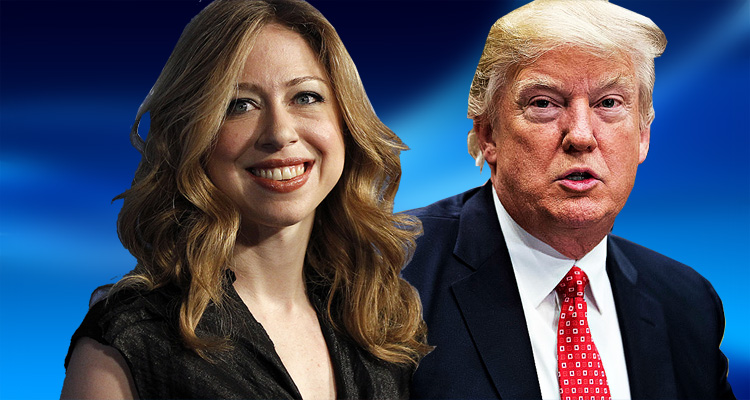 Chelsea Clinton Rips Trump To Shreds For 'Degrading What It Means To Be An American'