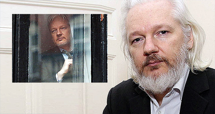 Is Time Running Out For Julian Assange? Cut Off From The World Since March 27, Assange Could Be In 'Immense Danger'