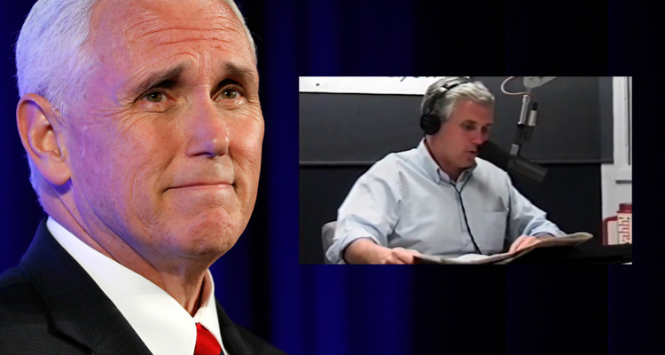 Mike Pence's Mind-Numbing Hypocrisy Exposed – Video