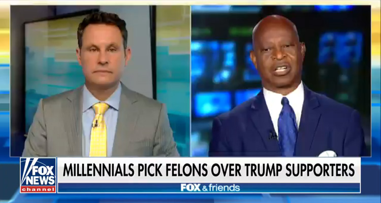 Fox News Flips Out After Conservative Website's Video Shows People Saying They Would Rather Date Felons Than Trump Supporters