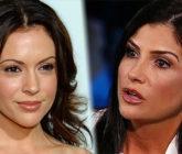 Alyssa Milano And Dana Loesch Go To War On Twitter – Spoiler, Dana Loesch Came Unarmed