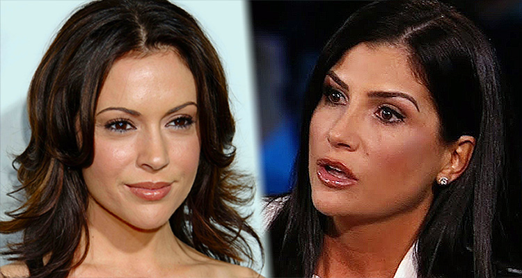 Alyssa Milano And Dana Loesch Go To War On Twitter – Spoiler, Dana Loesch Came Unarmed