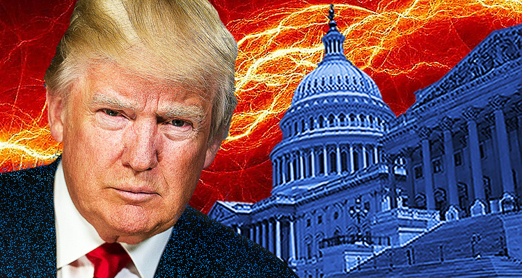 Hellfire Rains Down On Trump In The Wake Of His 'Smirking Contempt' For The American People