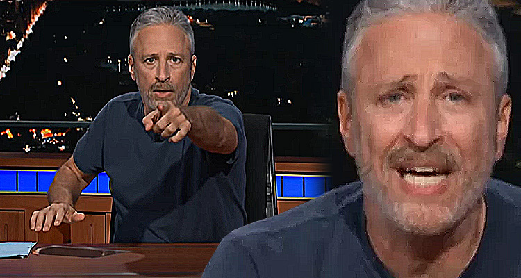 Jon Stewart Slams Trump For His 'Gleeful Cruelty And Dickishness'- Video