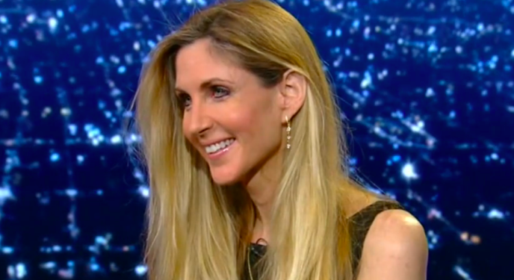 Ann Coulter Turns On GOP, Hates The Republican Party