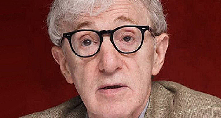 Woody Allen Believes He Should Be The Poster Boy For The #MeToo Movement
