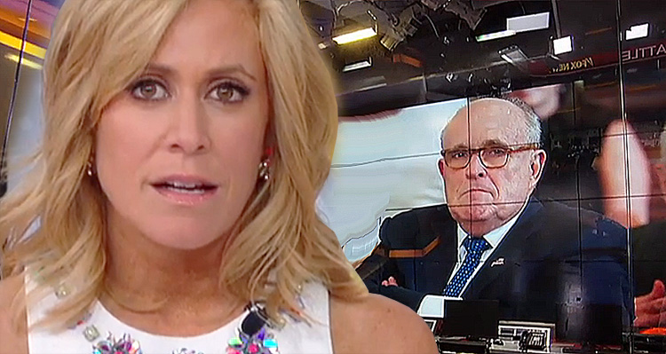 Fox News Host Stunned As Giuliani Twists Himself into Knots Lying About The 'Second' Trump Tower Meeting – Video