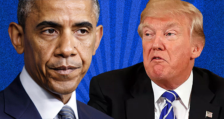 Hey Conservatives, Trump Isn't Being Treated Unfairly – That's Obama You Are Thinking About