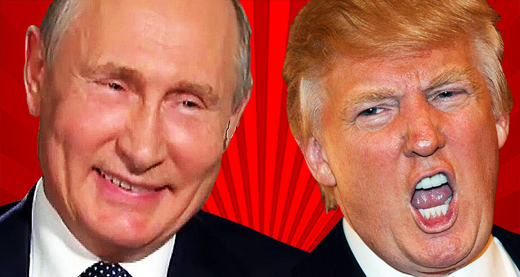 Trump Openly Mocked By State-Sponsored Russian Media