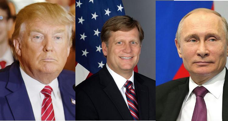 Trump Considering Handing Over An American Ambassador To Putin