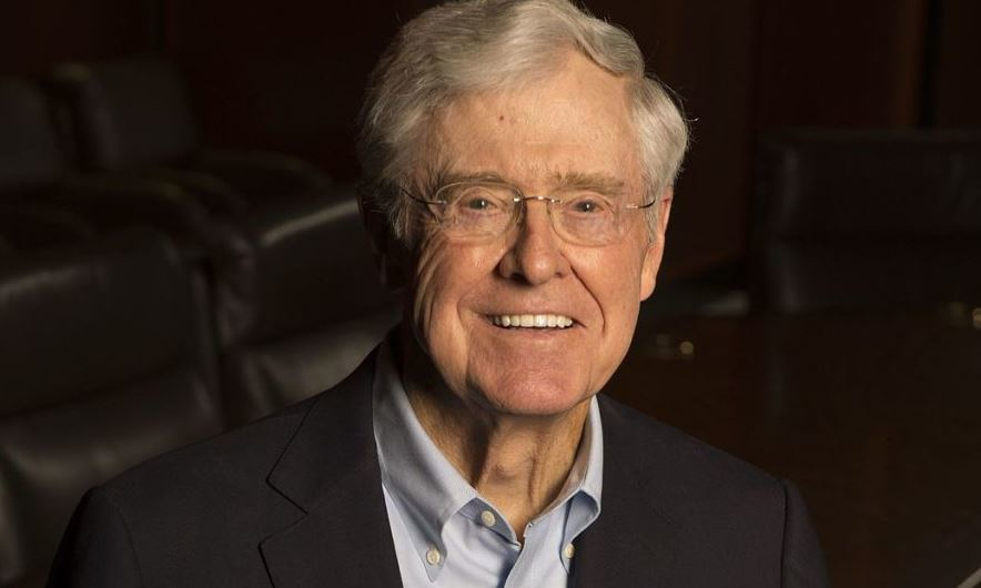 Fed Up With Trump,  Koch Network Willing To Back Democrats