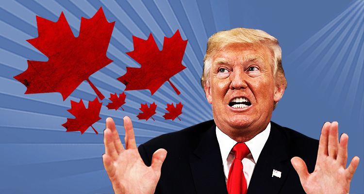 Canadian Media Says What No Other Country Dares Say Out Loud About Trump