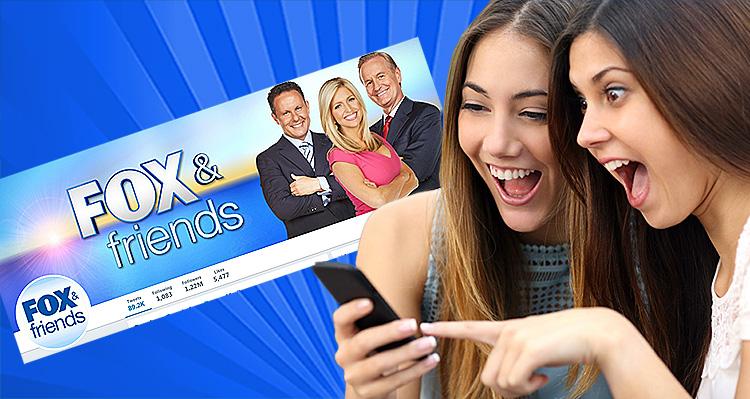 Fox & Friends Poll Explodes In Their Own Faces