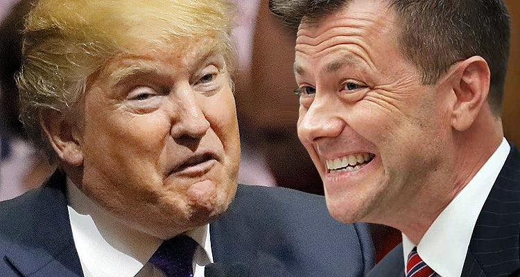 The Joke Is On Trump As Former FBI Agent Peter Strzok Gets The Last Laugh